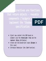 Angular Directives