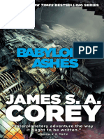 James S. A. Corey - The Expanse 06 - Babylon's Ashes.epub