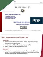 02. Conceptos Básicos POO UML y Java Ppt