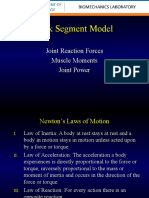 Link Segment Model Winter
