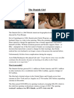 The Danish Girl, How Will It Be Different (1)