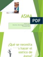 Asma Internado