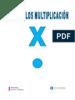 Símbolos de Una Multiplicación