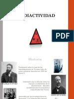 Clase Radiactividad 2017