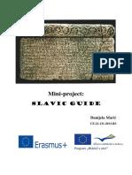 Mini Project Slavic Guide