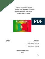Informe Del Pais de Portugal RSP