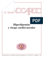 Hiperlipemias Riesgo Cardiovascular
