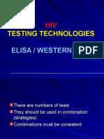 Hiv Lab Diagnosis