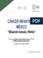 Cáncer Infantil en MEXICO (1)