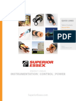 Energy Catalog Superior Essex