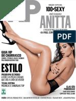 Anitta Nua Revista Sexy