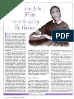 Los Escritos de Ellen White Principios y Funcion