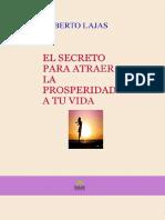 eBook en PDF El Secreto Para Atraer La Prosperidad a Tu Vida