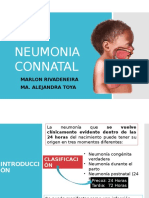 Neumonia Connatal