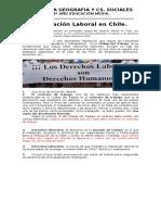 Guía de Trabajo La Legislación Laboral en Chile
