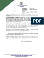 APERSONAMIENTO Y NOMBRA ABOGADO ARIANA MELGAREJO.doc