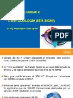 1. Unidad III Metodología Seis Sigma