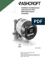 Manual Transducer Gc 52