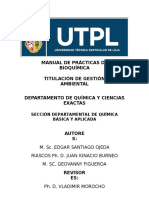 Manual Bioquímica