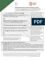 Practice Advisory 2014 Detainer Discretion Law PEP