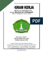 Program Kerja Bk 2016-2017