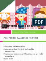 Teatro Proyecto