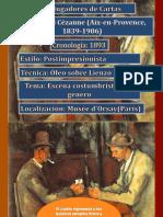 Los Jugadores de Cartas de Cezanne
