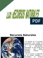 RECURSOS NATURALES inicio