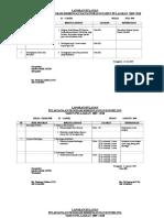 Laporan Pelaksanaan Bk (Bulanan Dan Semesteran)
