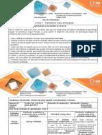 Guía de Actividades y Rúbrica de Evaluación - Paso 4 - Controlar Los Costos Del Proyecto