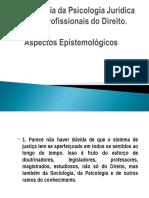 Manual de Psicologia Jurídica - A Importância Da Psicologia Jurídica Para Os Profissionais Do Direito - Copia (2)