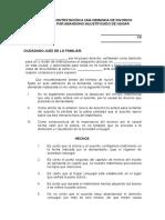 MODELO DE CONTESTACION A UNA DEMANDA DE DIVORCIO NECESARIO POR ABANDONO INJUSTIFICADO DE HOGAR.rtf