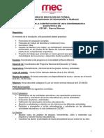 Bases CECAP Barros Blancos