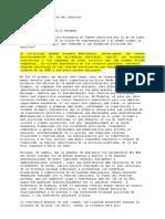 Chavez y La Maldicion de Los Recursos