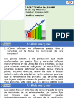 Analisis Marginal