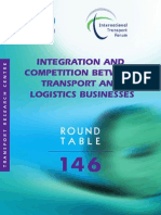 OECD - Integration and Competition Between Transport and Logistics Businesses (2010)