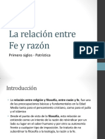 02 Patristica Fe y Razon