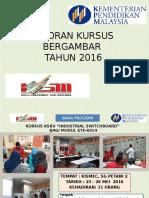 Laporan Kursus Bergambar 2016 Kv s.manjung