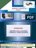Gabinetes y Fuentes de Poder Expo
