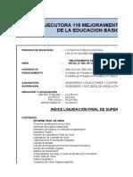 Liquidacion Final
