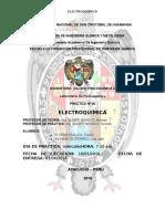 Electroquimica FISICOQUIMICA I Practica Nº 06 2016 1