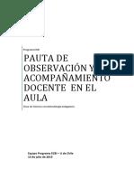 Classroomobservationandimplementationprotocol.- p Morales Docx