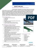 ADAPT ABI Brochure