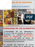 Diaposiiva Tecnologia Alimentos