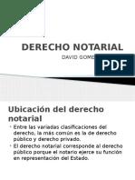Derecho Notarial Diapositivas (2)