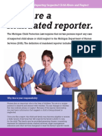 Mandated Reporter Nurses