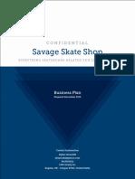 savage skate shop  1