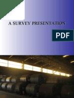 A Survey Presentation
