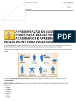PowerPoint - Como Criar Slides de Apresentação e Garantir Seu Sucesso