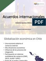Acuerdos internacionales (2)